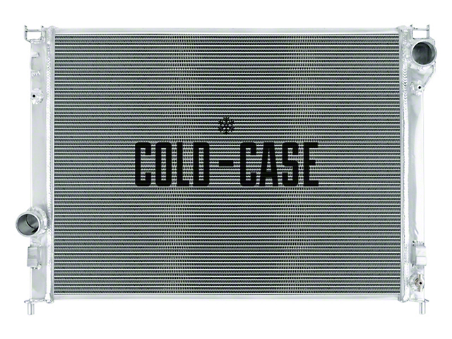 Cold Case HD Aluminum Performance Radiator (08-20 All)