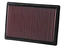 K&N Drop-In Replacement Air Filter (06-10 All)