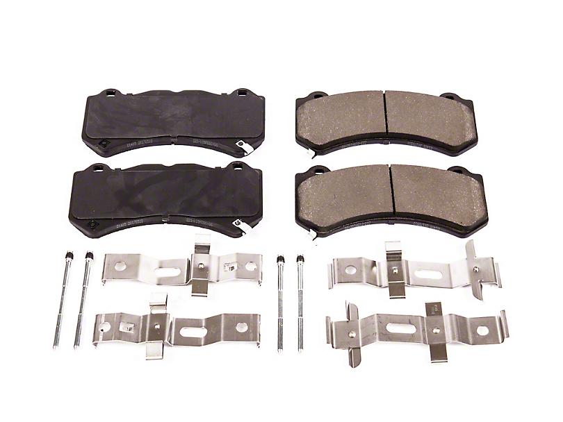 Power Stop Z23 Evolution Sport Ceramic Brake Pads - Front Pair (15-20 SRT 392, Hellcat)