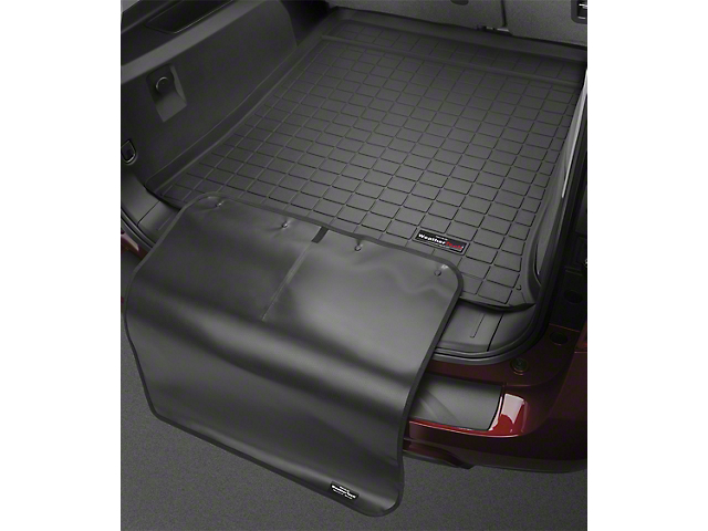 Weathertech DigitalFit Cargo Liner with Bumper Protector; Black (08-10 All)