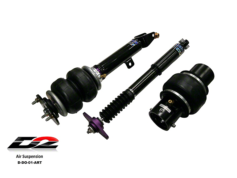 D2 Racing Basic Air Suspension System (08-10 All)