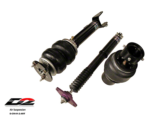 D2 Racing Vera Evo Bluetooth Air Suspension System (11-21 All, Excluding AWD)