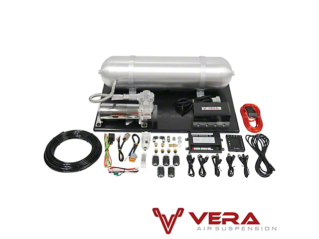 D2 Racing Vera Elite Air Suspension System (11-20 All, Excluding AWD)