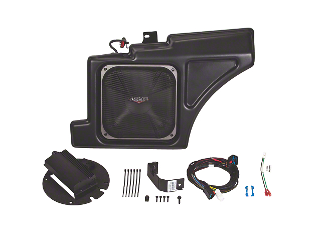 Kicker SubStage Powered Subwoofer Upgrade Kit (08-14 All)