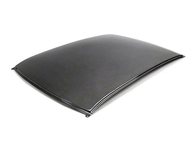 Anderson Composites Roof Replacement; Dry Carbon Fiber (08-20 All)