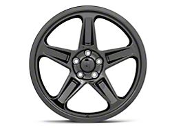 SRT Demon Style Gloss Black Wheel; 20x9.5 (11-21 All, Excluding AWD)