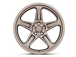 SRT Demon Style Bronze Wheel; Rear Only; 20x10.5 (06-10 All, Excluding AWD)