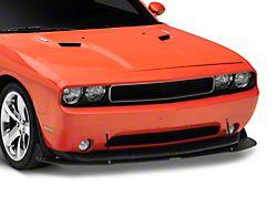 VZ Style Front Chin Splitter - Textured Black (15-20 All)