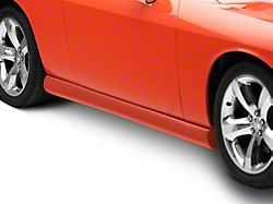 Side Skirts; Unpainted (08-21 All)