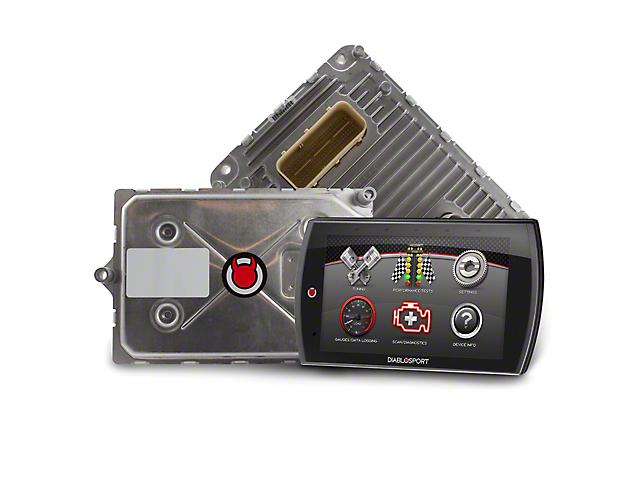 Diablosport Trinity 2 Platinum Tuner and Modified PCM Swap Kit (2015 6.4L HEMI)