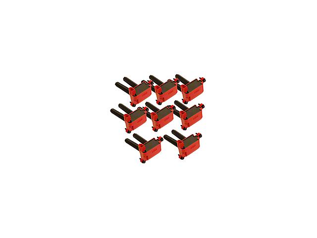MSD Blaster Coil Packs; Red (08-20 V8 HEMI)