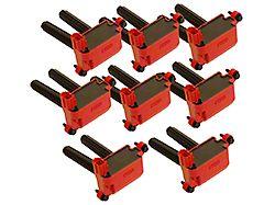 MSD Blaster Coil Packs; Red (08-21 V8 HEMI)