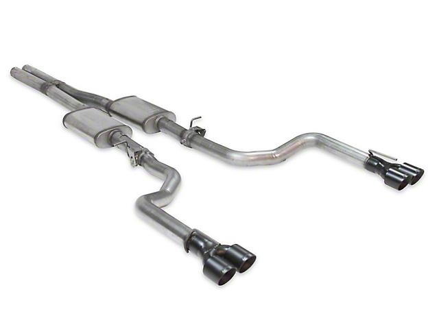 Flowmaster FlowFX Cat-Back Exhaust with Black Tips (17-20 5.7L HEMI)