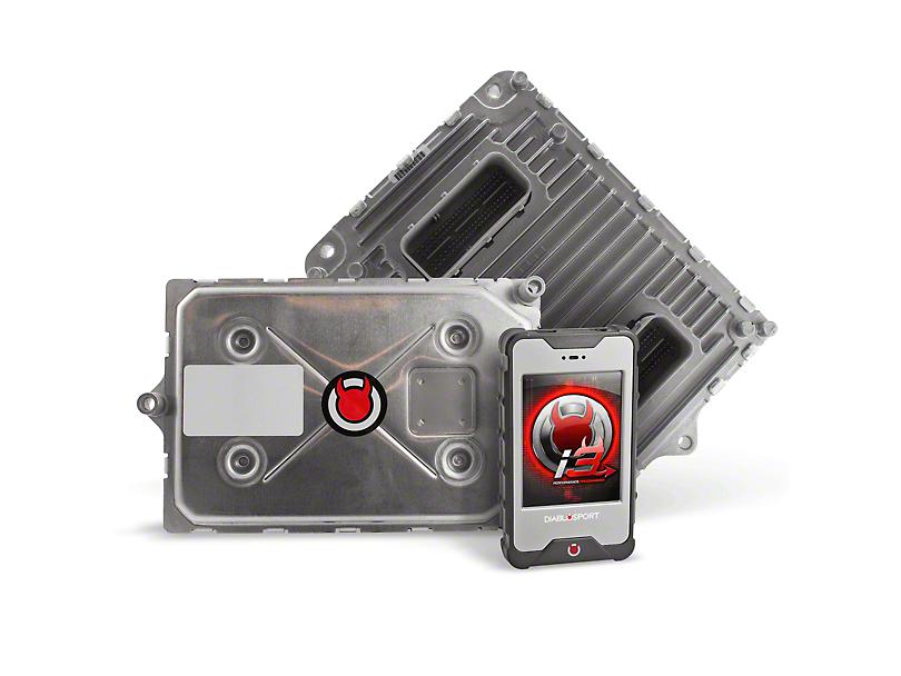 Diablosport inTune i3 Platinum Tuner & Modified PCM (2015 5.7L HEMI)