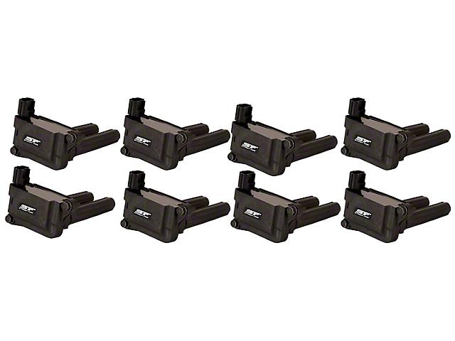 MSD Street Fire Coil Packs; Black (08-10 6.1L HEMI; 09-14 5.7L HEMI)