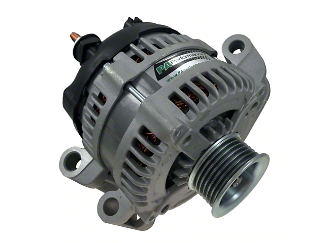 PA Performance Alternator; 160 Amp (08-10 V8 HEMI)
