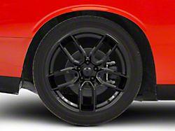 Hellcat Redeye Style Gloss Black Wheel; 20x9 (08-20 All, Excluding Demon & Hellcat)