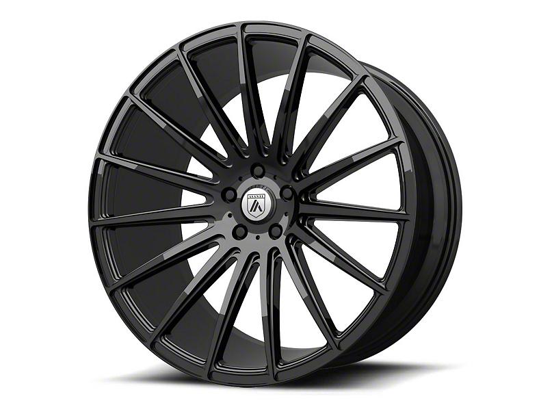 Asanti Polaris Gloss Black Wheel; 20x9 (08-20 All, Excluding AWD)
