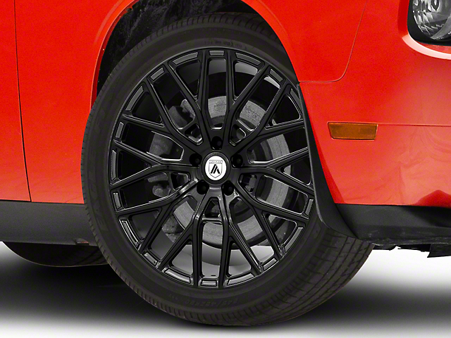 Asanti Leo Gloss Black Wheel; 20x9 (08-20 All, Excluding Demon & Hellcat)