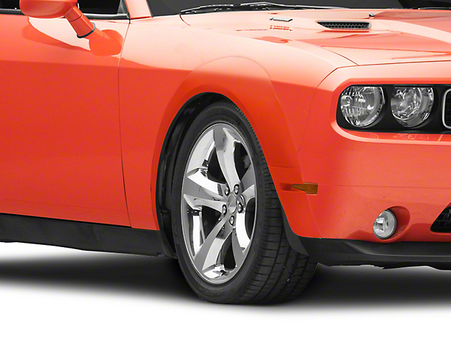 MP Concepts Demon Style Wide Body Fender Flares (15-21 All, Excluding Widebody)