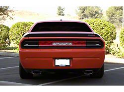 Tail Light Covers; Smoked (08-14 All)