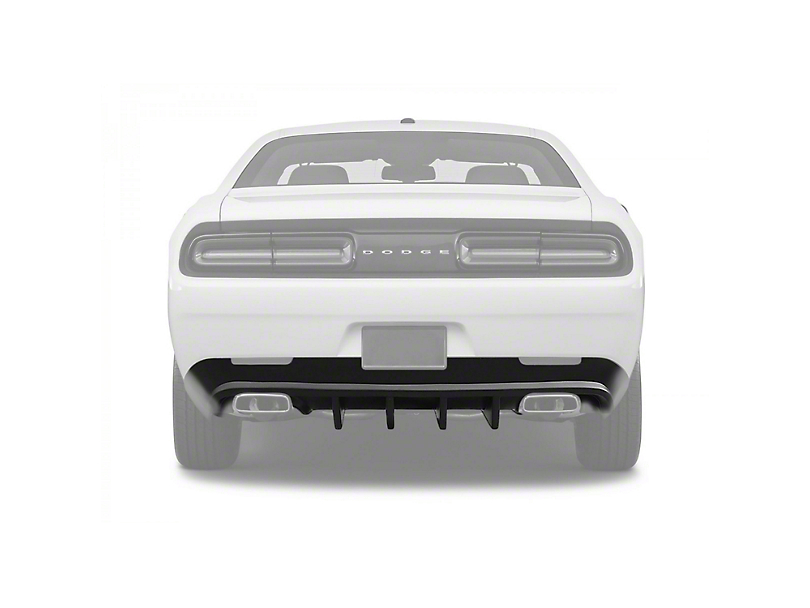 V3R Style Rear Diffuser (15-20 All)
