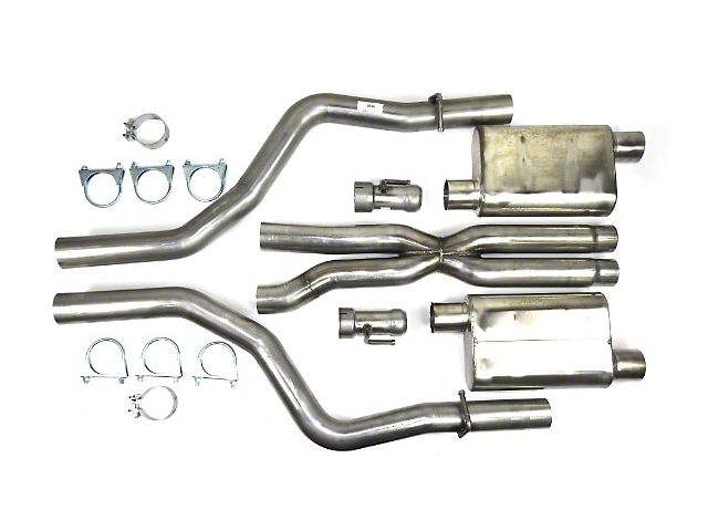 3-Inch Cat-Back Exhaust (15-20 6.4L HEMI)