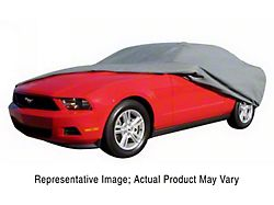 Universal Easyfit Car Cover; Gray (08-21 All)