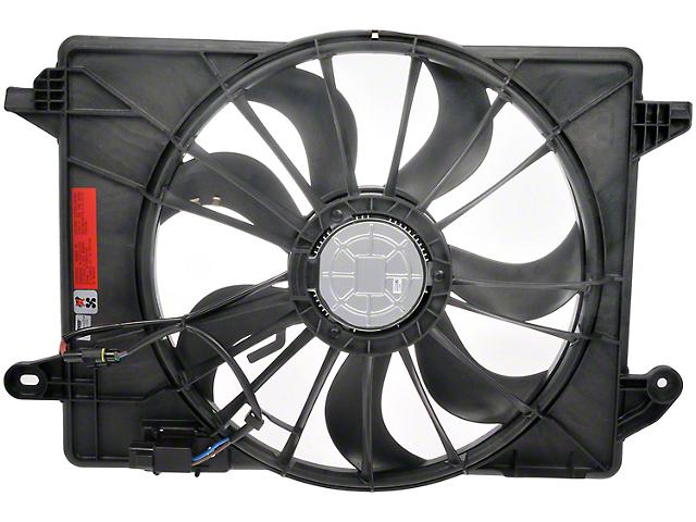 Radiator Cooling Fan Assembly (09-20 3.6L, 5.7L HEMI)