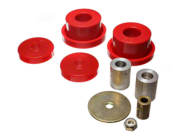Differential Bushings; Red (06-14 All)