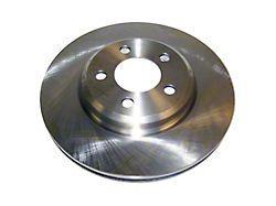 12.56-Inch Diameter Brake Rotor; Front (09-10 All)