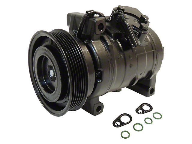 Air Conditioning Compressor (08-10 V8 HEMI)