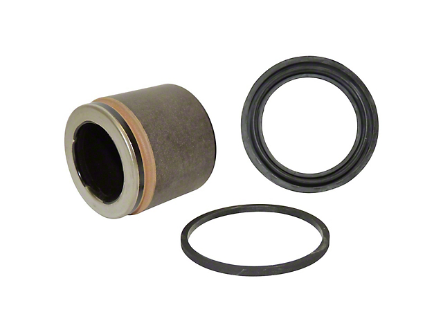Front Brake Caliper Piston Repair Kit (09-14 w/ Single Piston Calipers)
