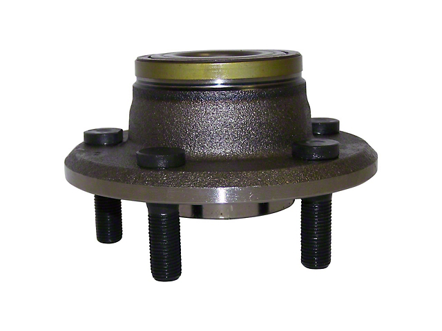 Front Hub Assembly (08-10 All)