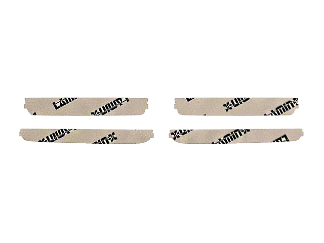 Lamin-X Rear Marker Light Tint Covers; Clear (15-20 All)