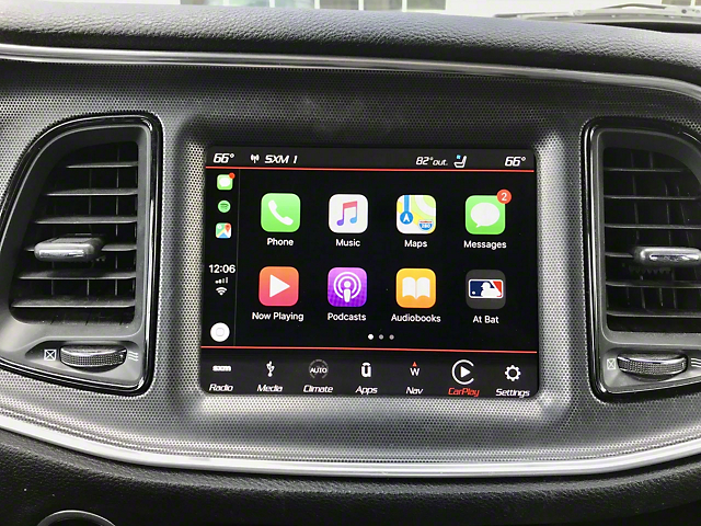 Infotainment GPS Navigation 8.4 4C NAV UAQ Radio with Apple CarPlay and Android Auto (2017 All)