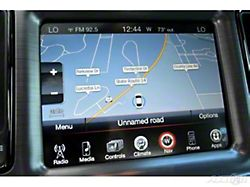 Infotainment GPS Navigation 8.4AN RA4 Radio without GPS Navigation Upgrade (15-16 All)