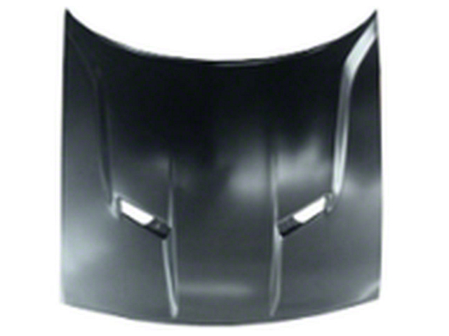 Hood; Unpainted; Replacement Part (15-21 All)