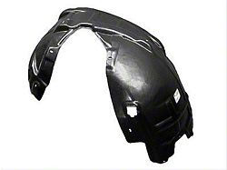 Inner Fender Liner; Driver Side; Replacement Part (08-14 All)
