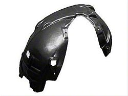 Inner Fender Liner; Passenger Side; Replacement Part (08-14 All)