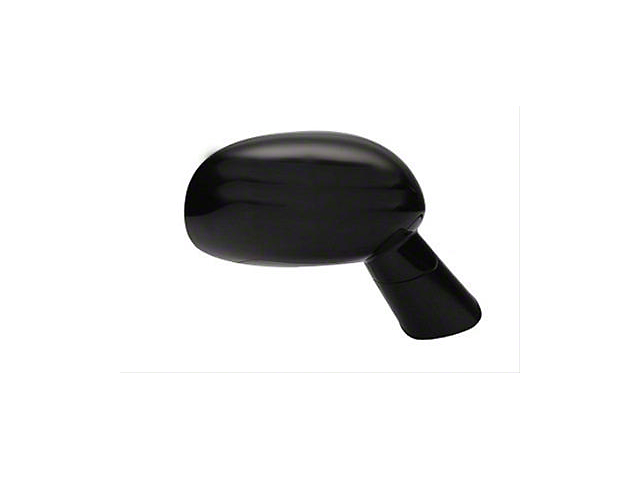Powered Non-Heated Side Mirror; Passenger Side (08-13 All)