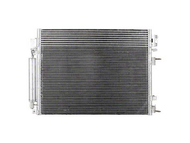 Severe Duty Air Conditioning Condenser; Replacement Part (08-10 All)