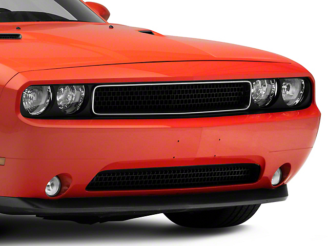 Upper Grille; Replacement Part (08-14 All)