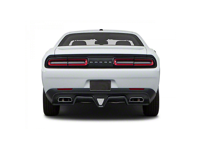 LVZ Style Rear Diffuser (15-21 All)