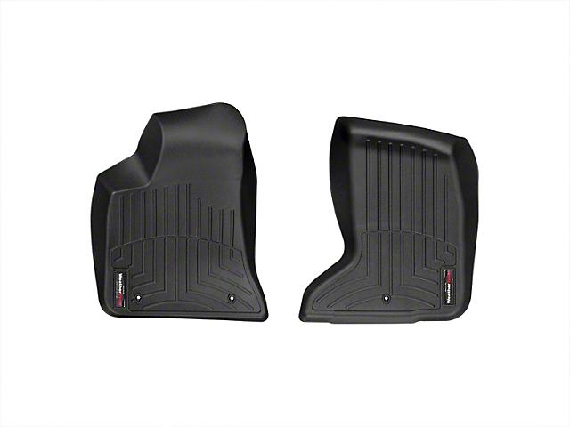 Weathertech DigitalFit Front Floor Liners; Black (17-21 AWD)