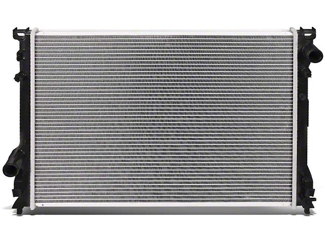 OE Style Aluminum Radiator (09-17 V6, 5.7L HEMI, 6.1L HEMI)