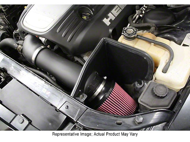 JLT Cold Air Intake with Blue Oiled Filter (06-21 5.7L HEMI)