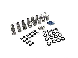 Comp Cams Beehive Valve Springs with Steel Retainers; 0.600-Inch Max Lift (09-21 5.7L HEMI)