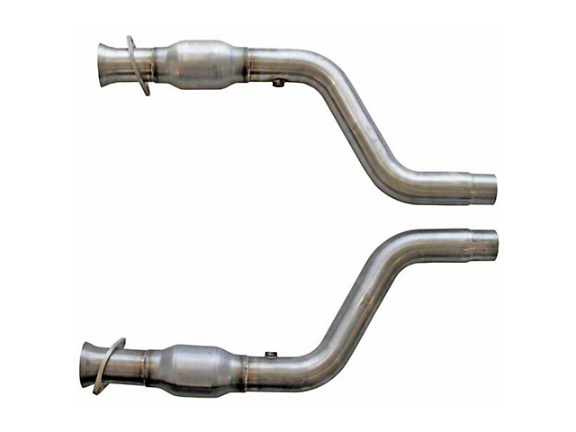 BBK Catted Mid-Pipe (06-10 3.5L w/ Long Tube Headers)