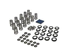 Comp Cams Conical Valve Springs with Titanium Retainers; 0.630-Inch Max Lift (09-21 5.7L HEMI)